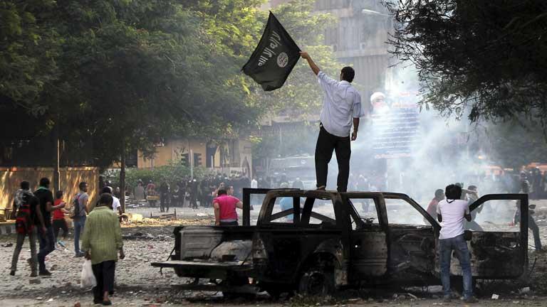 Disturbios por todo el mundo árabe por el vídeo contra Mahoma
