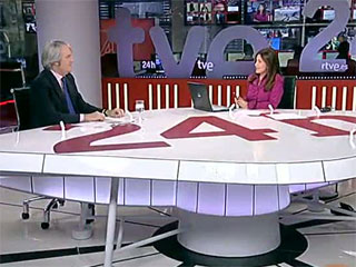 Ver vídeo  'Enrique García, portavoz de la OCU, en 24 horas: La dación en pago en las hipotecas'