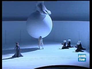 Ver v?deo  'Ensayos de Plácido Domingo'