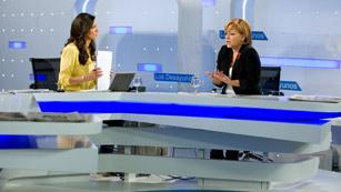 Ver vídeo  'Entevista íntegra a la vicesecretaria general del PSOE, Elena Valenciano, en 'Los desayunos de TVE''