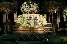 El entierro de Michael Jackson en imágenes