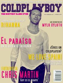 Entradas Coldplay 20 de Mayo