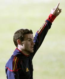 Juan Mata está actualmente en Sudáfrica con la selección.