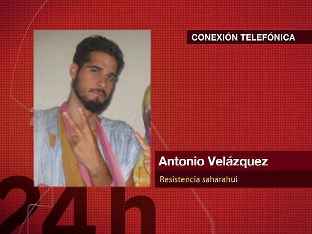 Entrevista a Antonio Velázquez, miembro de Resistencia Saharaui