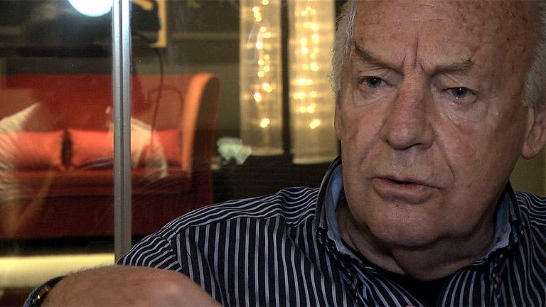 Eduardo Galeano presenta su nuevo libro, 'Los hijos de los días', en RTVE.es