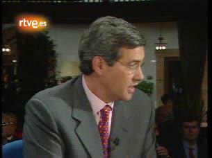 Ver vídeo  'Entrevista al ex presidente Adolfo Suárez en 1996'
