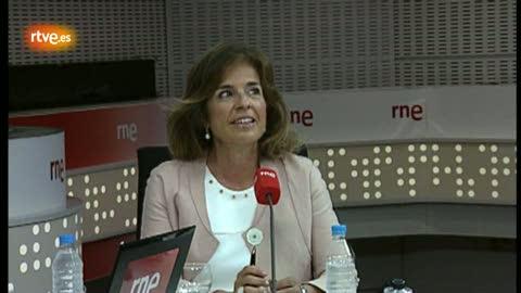 Ver vídeo  'Entrevista íntegra a la alcaldesa de Madrid, Ana Botella, en el programa 'En días como hoy' de RNE.'