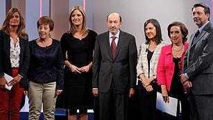 Ver vídeo  'Entrevista íntegra a Alfredo Pérez Rubalcaba'