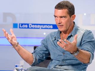 Ver vídeo  'Entrevista íntegra a Antonio Banderas en Los Desayunos de TVE'