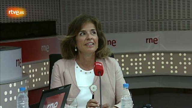 Entrevista íntegra a la alcaldesa de Madrid, Ana Botella, en el programa 'En días como hoy' de RNE.