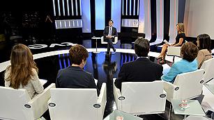 Ver vídeo  'Entrevista íntegra de Mariano Rajoy en TVE'