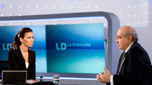 Ver vídeo  'Entrevista íntegra al ministro del Interior en 'Los Desayunos' de TVE'