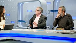 Ver vídeo  'Entrevista íntegra a Toxo y Méndez en 'Los desayunos de TVE''