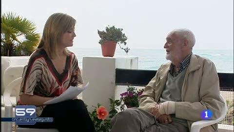 Ver vídeo  'Entrevista a José Luis Sampedro'