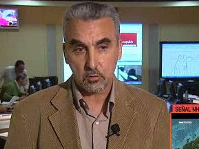 Entrevista con Juan Carlos Lentijo, director técnico de Protección Radiológica del CSN