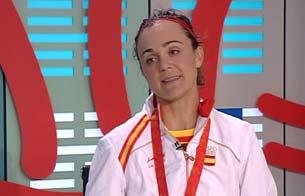 Ver vídeo  'Entrevista a Leire Olaberría'