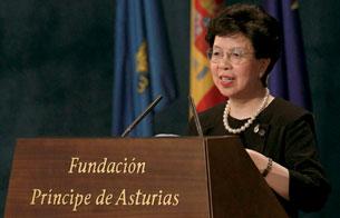 Ver v?deo  'Entrevista a Margaret Chan, directora de la Organización Mundial de la Salud'