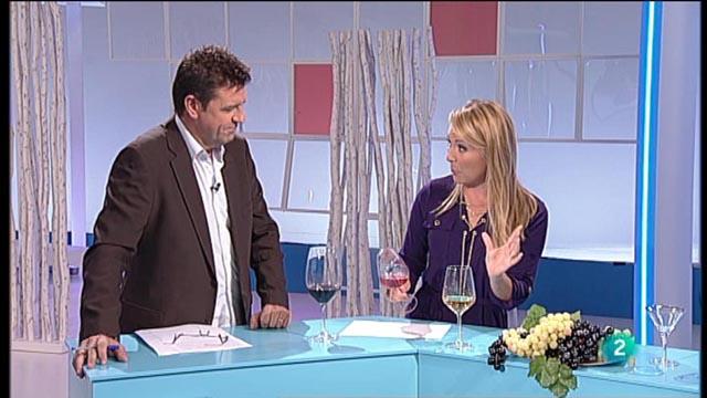 Vespre a La 2 -   Entrevista a Meritxell Falgueras, Sommelier