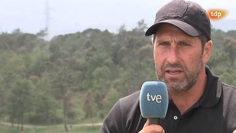 Golf - Entrevista a Olazábal - 01/07/14