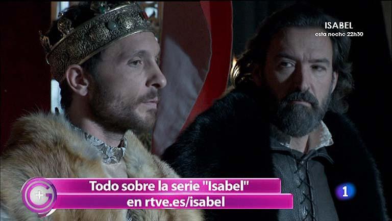 Más Gente - Entrevistamos a Pablo Derqui, Enrique IV en la serie 'Isabel'