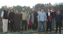 El equipo de científicos de la Universidad del País Vasco en Bilbao
