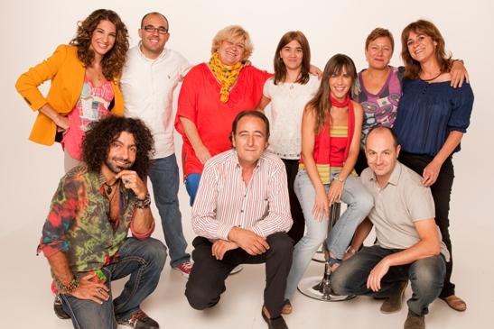 Equipo Pizzicato 2012