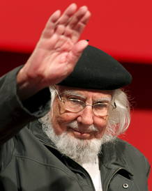 ERNESTO CARDENAL GANA EL PREMIO REINA SOF&Iacute;A DE POES&Iacute;A IBEROAMERICANA