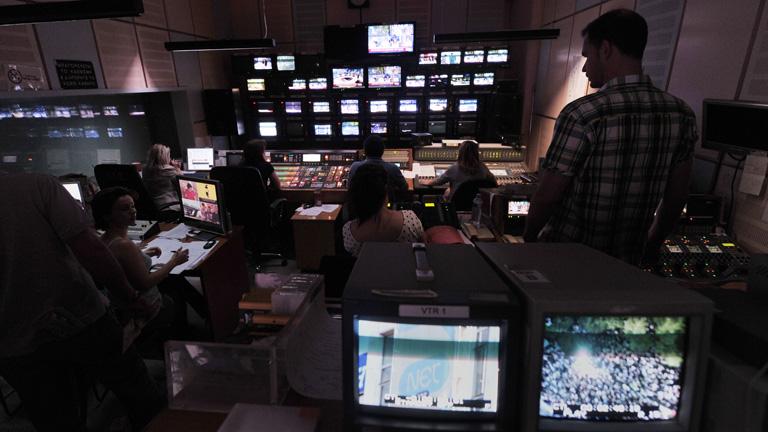 La ERT sigue emitiendo vía satélite con la ayuda de la Unión Europea de Radiodifusión (UER)