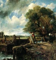 'La Esclusa' (John Constable)