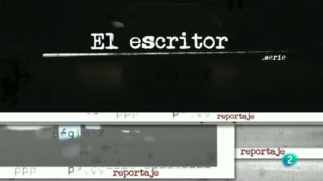 """Página 2 - """"El escritor"""" - 4º capítulo"""