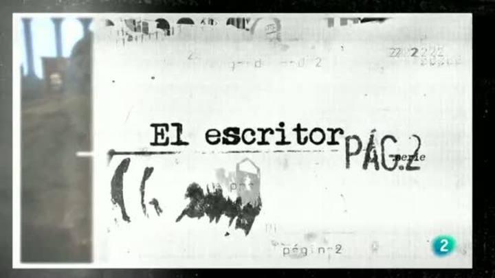 """Página 2 - """"El escritor"""" - 5º capítulo"""
