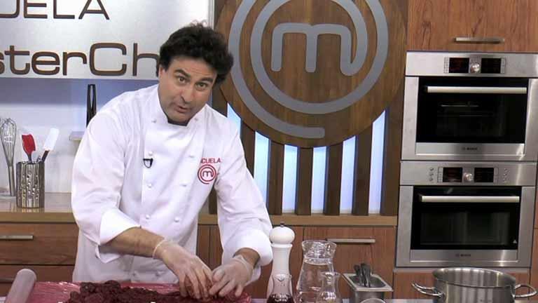 Escuela masterchef liebre rellena masterchef 2 - Escuela de cocina masterchef ...
