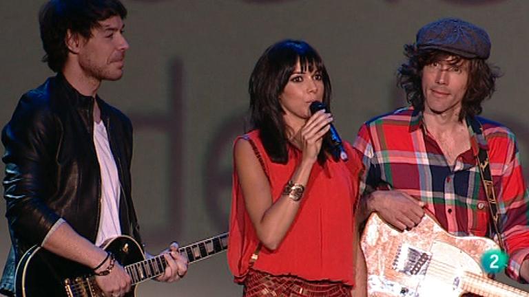 Eurovisión 2013 - El sueño de Morfeo en los Premios Iris