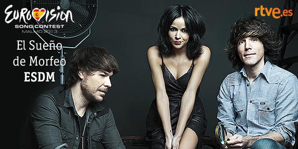 ESDM - El Sueño de Morfeo representará a España en Eurovisión 2013