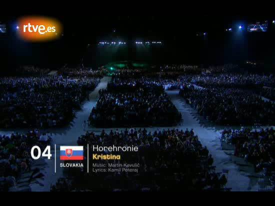 Eurovisi&oacute;n 2010 - Eslovaquia