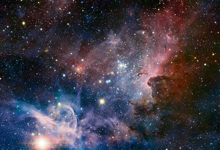 Resultado de imagen de Bellas formaciones del Universo