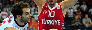 España 57-65 Turquía