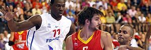 España 77-53 Francia