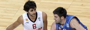 España 84 - 59 Serbia