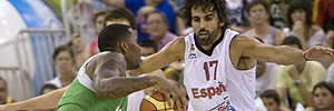 España 96-59 Bulgaria