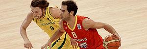 España 97-58 Australia