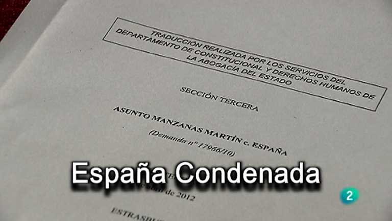Buenas noticias TV - Espa&ntilde;a condenada por maltrato religioso