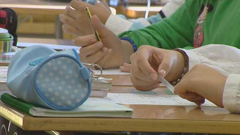 Los alumnos de 4º de primaria están por debajo de la media de los paises desarrollados en lectura, matemáticas y ciencias