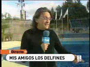 Ver v?deo  'España Directo - Entrevista a los delfines'