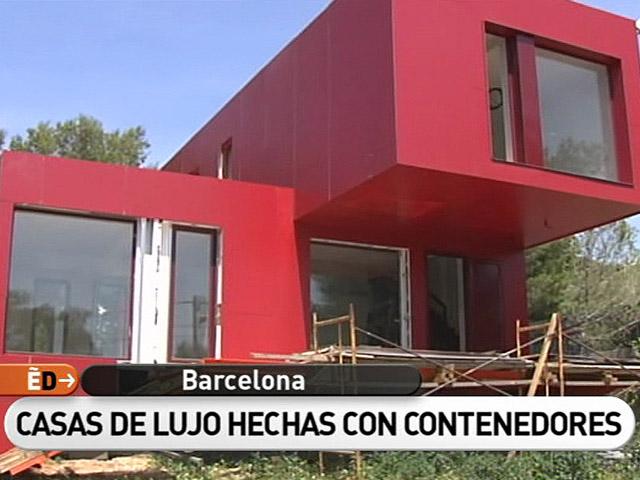 Espa a directo lujo en un contenedor espa a directo - Casas contenedores espana ...