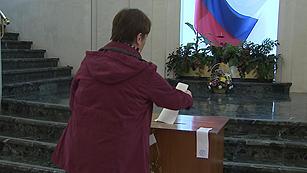 Ver vídeo  'En España están llamados a las urnas unos 30.000 ciudadanos rusos'