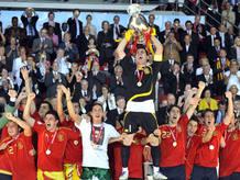 España fue campeona de Europa en 2008