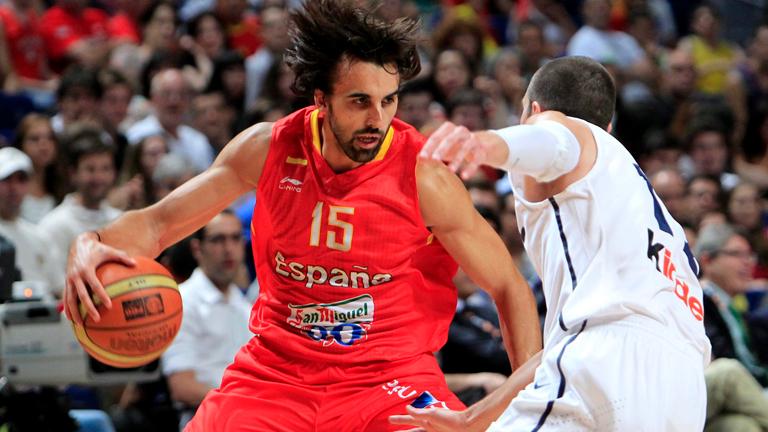 España logra ante Túnez su novena victoria seguida