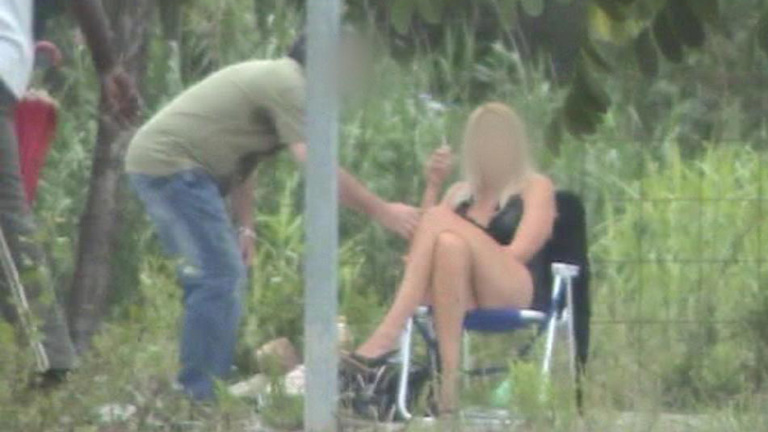 prostitutas paraguayas en barcelona sobre las mujeres