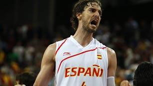 Ver vídeo  'España luchará por el oro en baloncesto'
